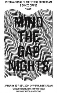 Mind The Gap Nights 2014