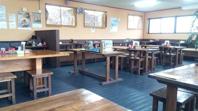 Inside shop of GON