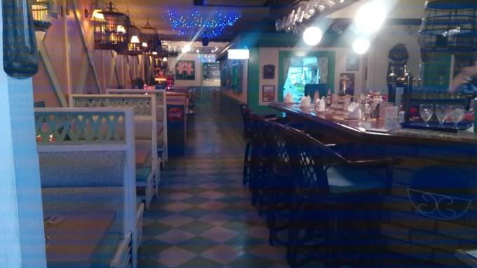 サムズカフェの店内写真2