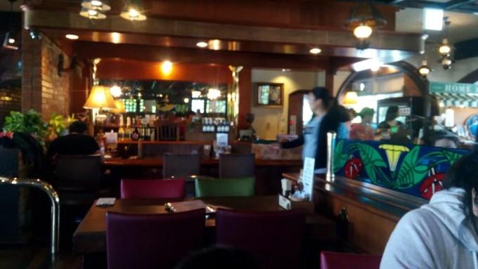 レストランふりっぱーの店内写真2