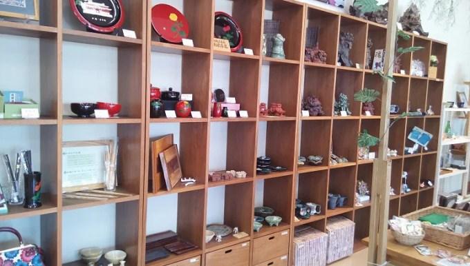 てぃぐま館で売られている沖縄土産 2