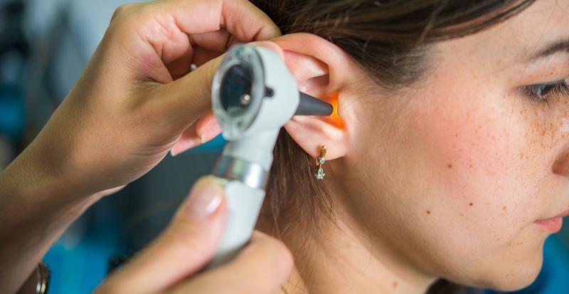 淺談中耳炎與治療