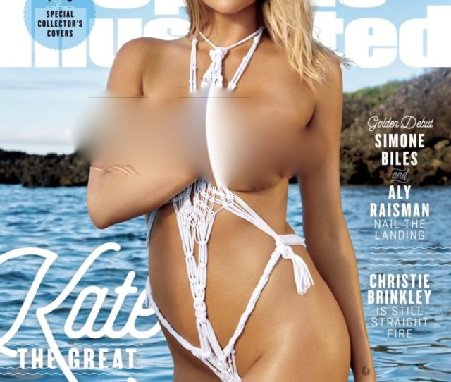 According To This Netting As Coverage Theory Kate Upton Is Covered Here Ummm No She Is Trapped Inside A Macrame Plant Holder