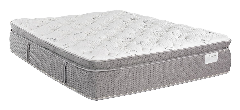 king koil natural response select leighton plush pillowtop