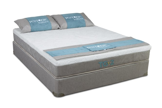 The Healthrest Tempagel Mattress By Restonic