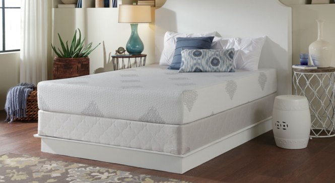 Sealy Comfort Series Memory Foam
