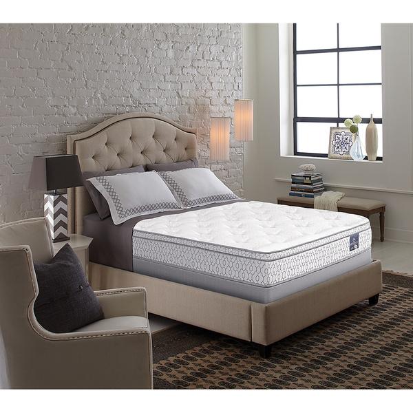 Serta Perfect Sleeper Bristol Way Supreme Euro Top