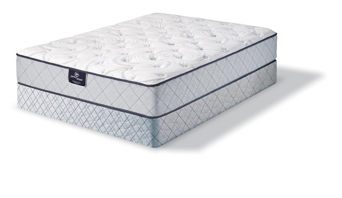 Serta Perfect Sleeper Harrowby Plush