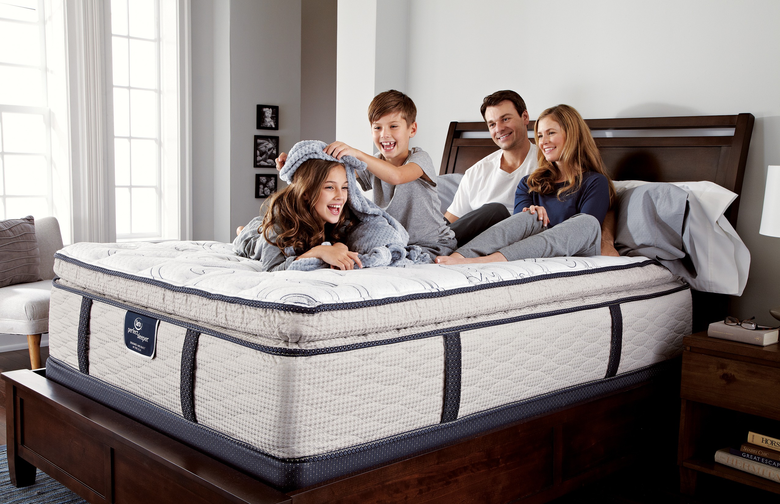 Serta  Mattress Reviews  GoodBedcom