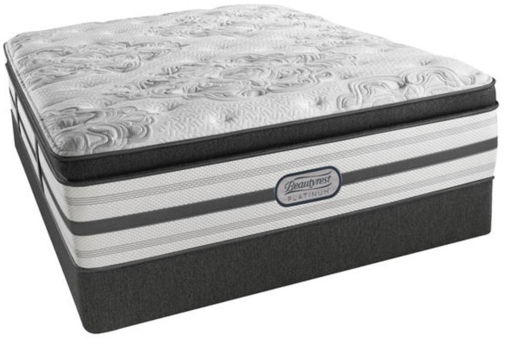 beautyrest platinum chloe luxury firm pillowtop