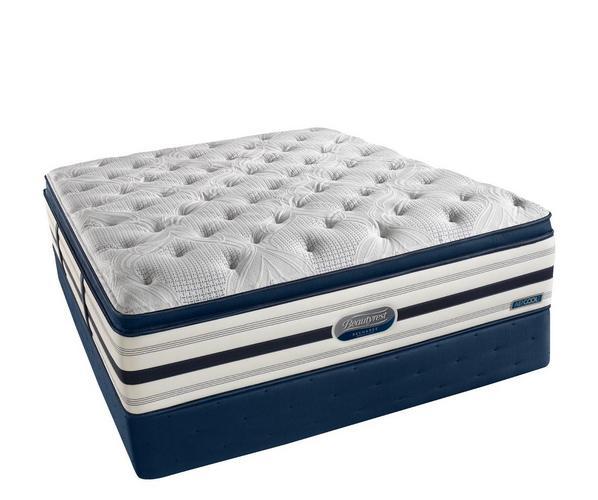 Simmons Beautyrest Recharge World Class Shakespeare Luxury Firm Super Pillow Top - Mattress Reviews | GoodBed.com