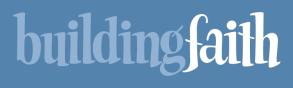 Building Faith logo
