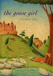 The Goose Girl Shannon Hale Book Cover