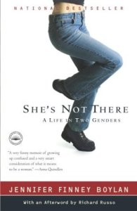 Review of She's Not There by Jennifer Finney Boylan