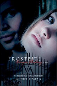 Frostbite, Richelle Mead, Book Cover, Vampire Academy
