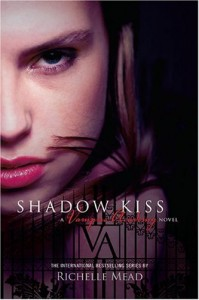 Shadow Kiss, Richelle Mead, Vampire Academy Series, Book Cover