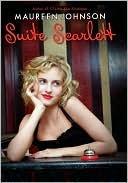 Suite Scarlett Maureen Johnson Book Cover