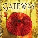 Gateway, Sharon Shinn, Book Cover, Parasol, Red, Oriental