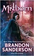 Mistborn, Mass Market Paperback, Book Cover, Brandon Sanderson