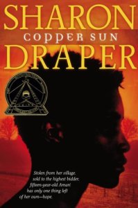 Copper Sun Sharon Draper Book Cover