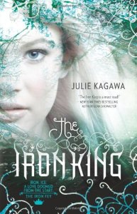 The Iron King Julie Kagawa Book Cover