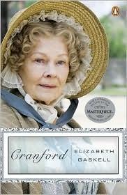 Cranford Elizabeth Gaskell Book Cover
