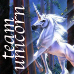 Team Unicorn Button