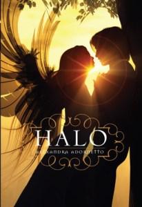 Halo, Alexandra Adornetto, Book Cover
