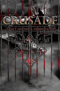 Crusade Nancy Holder Debbie Vigue Book Cover