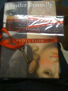 Revolution Jennifer Donnelly Swag
