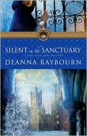 Silent In The Sanctuary Deanna Raybourn Book Cover