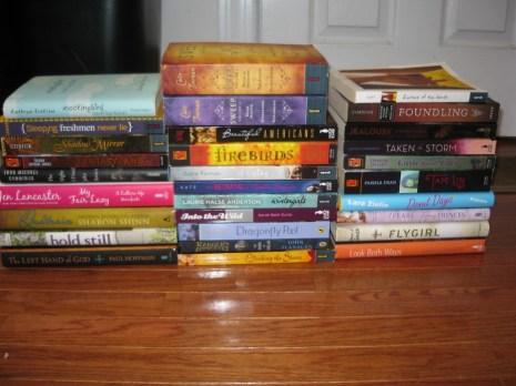 Penguin Putnam Book Sale Haul