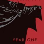 Batman: Year One Frank Miller Book Cover