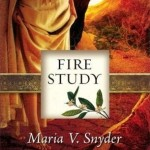Fire Study Maria V. Snyder Book Cover