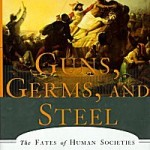 Guns Germs And Steel, Jared Diamond, Book Cover