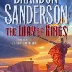The Way Of Kings Brandon Sanderson Book Cover