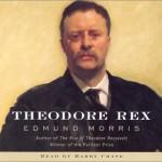 Theodore Rex Edmund Morris Book Cover Theodore Roosevelt