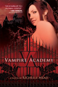 Vampire Academy Richelle Mead Roza Dimka Belikov Hathaway