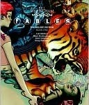 Fables Bill Wallingham Deluxe Edition Book Cover