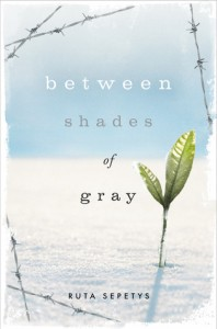 Between Shades of Gray, Ruta Septys, Book Cover