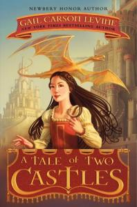 A Tale Of Two Castles, Gail Carson Levine, Book Cover