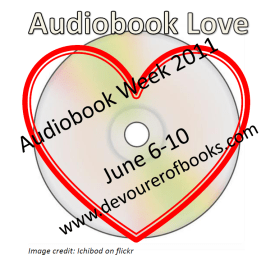 Audiobook Week Logo