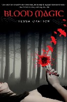 Book cover of Blood Magic by Tessa Gratton