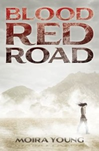 Blood Red Road, Book Cover, Moira Young