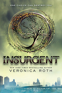 Insurgent, Veronica Roth, Book Cover, Divergent Sequel Cover