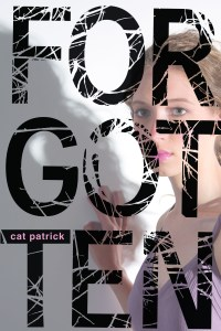 Forgotten, Cat Patrick, Book Cover