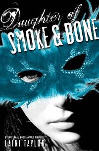 Daughter Of Smoke And Bone by Laini Taylor Book Cover