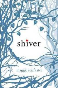 Shiver by Maggie Stiefvater Book Cover