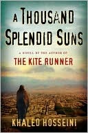 A Thousand Splendid Suns, Khaled Hosseini, Book Cover