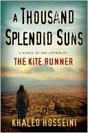 A Thousand Splendid Suns, Khaled Hosseini, Book Cover